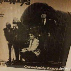 Discos de vinilo: THE CRAWDADDYS CRAWDADDY EXPRESS. Lote 103384847