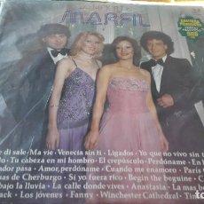 Discos de vinilo: LO MEJOR DE MARFIL. EDICIÓN BELTER.. Lote 103388711