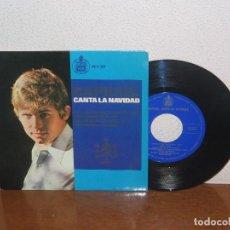 Discos de vinilo: RAPHAEL 7´´ MEGA RARE EXTENDED PLAY SPAIN 1965. Lote 103409303