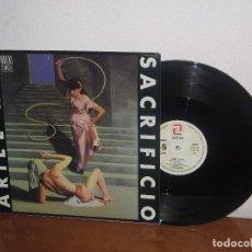 Discos de vinilo: ARIEL ROT (TEQUILA) MAXI 45 RPM MEGA RARE SPAIN 1985. Lote 103440531