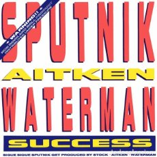 Discos de vinilo: SIGUE SIGUE SPUTNIK: SUCCESS, SINGLE EMI SPAIN 1988 . Lote 103452935