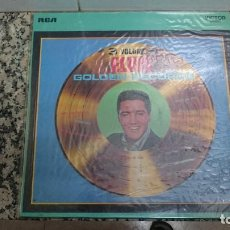 Discos de vinilo: DISCO ELVIS GOLDEN RECORDS . Lote 103463331