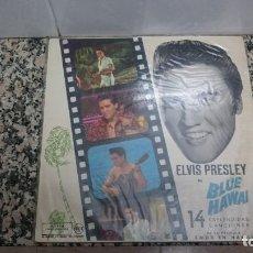 Discos de vinilo: DISCO ELVIS PLESLEY BLUE HAWAI. Lote 103463827