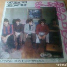 Discos de vinilo: THE END - MORNING DEW + NEW ORLEANS (RARO MUY BUSCADO) ED. ESPAÑOLA SN-20042. Lote 103484151