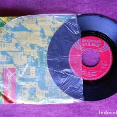Discos de vinilo: BARRY ST. JOHN SINGLE CRY SONOPLAY 1969. Lote 103486251