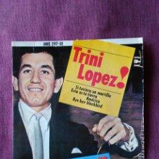 Discos de vinilo: TRINI LOPEZ SI TUVIERA UN MARTILLO EP 1964 HISPAVOX-REPRISE. Lote 103488479