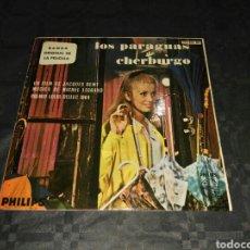 Discos de vinilo: MICHEL LEGRAND- EP BSO LOS PARAGUAS DE CHERBURGO- 45 RPM 7'' PHILIPS 1964 ESPAÑA 6. Lote 103489978