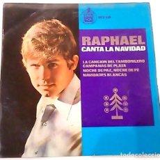 Discos de vinilo: RAPHAEL AÑO 1965. Lote 103492667