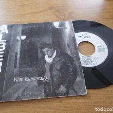 Discos de vinilo: ALBERTO. FLASH DE AMOR.. Lote 103496983