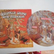 Discos de vinilo: FLEXI A 33 RPM-DISCOTECA GRUMA-VILLANCICOS. Lote 103498351