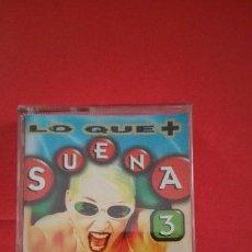 Discos de vinilo: CASETE LO QUE MA +. Lote 103505695