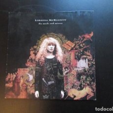 Discos de vinilo: LOREENA MCKENNITT - THE MASK AND THE MIRROR - LP 1994 - WARNER GERMANY. Lote 103509395