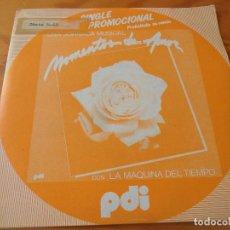 Discos de vinilo: MOMENTOS DE AMOR - MEDLEY Nº1 / MEDLEY Nº2. Lote 103510203
