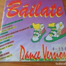 Discos de vinilo: BAILATE MIX -. Lote 103510751