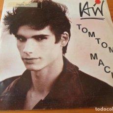 Discos de vinilo: LAIN - TOM TOM MACUS/ SUPONGO QUE ESTAS BIEN. Lote 103511387
