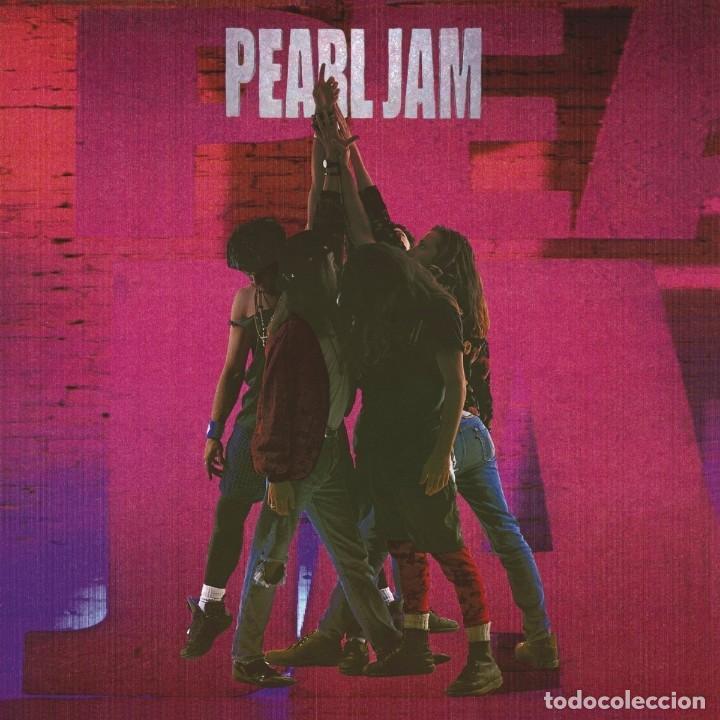 LP PEARL JAM TEN VINILO GRUNGE (Música - Discos - LP Vinilo - Pop - Rock Extranjero de los 90 a la actualidad)