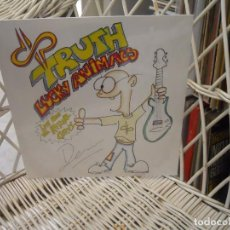 Disques de vinyle: DEVIN TOWNSEND PROJECT– TRUTH / LUCKY ANIMALS - LIVE FROM THE RETINAL CIRCUS.USA 2013.LIMITED ED.. Lote 103516739