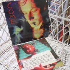 Discos de vinilo: COME– STRING..EP 10 PULGADAS,4 TEMAS,,ORIGINAL USA 1995.SELLO MATADOR. Lote 103525855