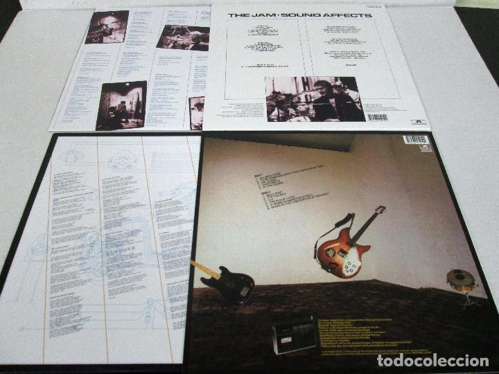 Discos de vinilo: THE JAM - THE STUDIO RECORDING - BOX 8 LP 180 GR + LIBRETO - POLYDOR 2013 LIMITED EDITION - NUEVO - Foto 9 - 103534871