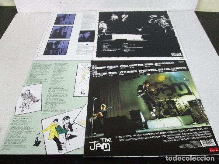 Discos de vinilo: THE JAM - THE STUDIO RECORDING - BOX 8 LP 180 GR + LIBRETO - POLYDOR 2013 LIMITED EDITION - NUEVO - Foto 11 - 103534871