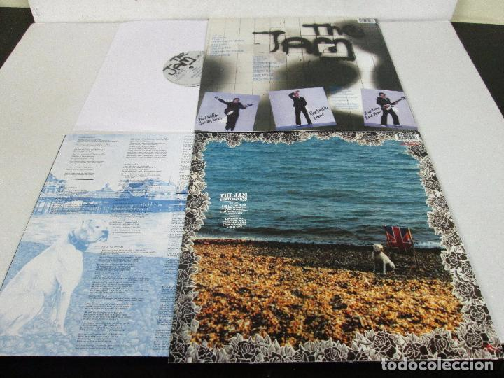 Discos de vinilo: THE JAM - THE STUDIO RECORDING - BOX 8 LP 180 GR + LIBRETO - POLYDOR 2013 LIMITED EDITION - NUEVO - Foto 13 - 103534871