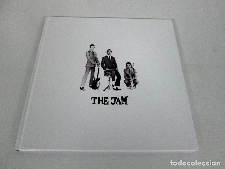 Discos de vinilo: THE JAM - THE STUDIO RECORDING - BOX 8 LP 180 GR + LIBRETO - POLYDOR 2013 LIMITED EDITION - NUEVO - Foto 14 - 103534871