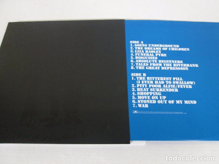 Discos de vinilo: THE JAM - THE STUDIO RECORDING - BOX 8 LP 180 GR + LIBRETO - POLYDOR 2013 LIMITED EDITION - NUEVO - Foto 22 - 103534871
