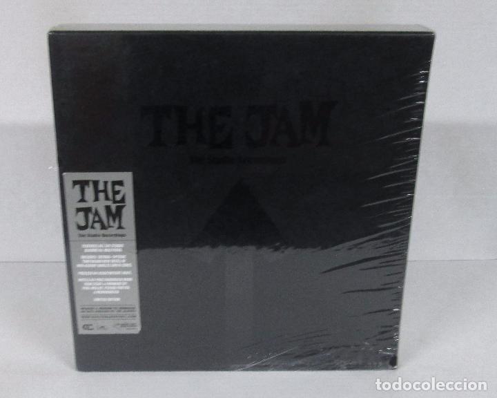 Discos de vinilo: THE JAM - THE STUDIO RECORDING - BOX 8 LP 180 GR + LIBRETO - POLYDOR 2013 LIMITED EDITION - NUEVO - Foto 24 - 103534871