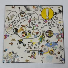 Discos de vinilo: LED ZEPPELIN III. Lote 103541942