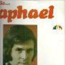 Discos de vinilo: RAPHAEL LP SELLO HISPAVOX EDITADO EN COLOMBIA. Lote 103545063