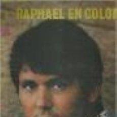 Discos de vinilo: RAPHAEL LP SELLO FUENTES-HISPAVOX EDITADO EN COLOMBIA. Lote 103545123