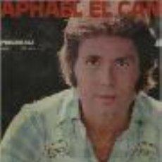Discos de vinilo: RAPHAEL LP SELLO PRONTO EDITADO EN USA. AÑO 1978. Lote 103545211