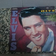 Discos de vinilo: DISCO ELVIS HITS LIKE NEVER BEFORE. Lote 103554035