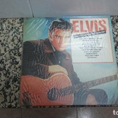 Discos de vinilo: DISCO ELVIS ARE YOU LONESOME TONIGHT. Lote 103555547