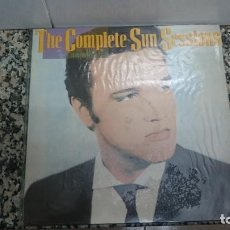 Discos de vinilo: DISCO ELVIS THE COMPLETE SUN SESSIONS DOBLE L.P. Lote 103555995