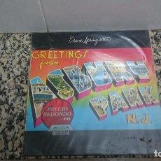 Discos de vinilo: DISCO BRUCE SPRINGSTEEN GREETINGS ASBURY PARK N.J.. Lote 103557243