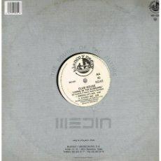 Discos de vinilo: CLUB HOUSE - LIVING IN THE SUNSHINE (4 VERSIONES) - MAXISINGLE 1994. Lote 103562643