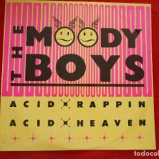 Discos de vinilo: THE MOODY BOYS . Lote 103565163