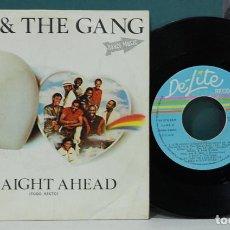 Discos de vinilo: KOOL & THA GANG. DÉLITE RECORDS 1984. SINGLE. Lote 103570471