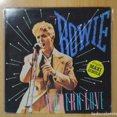 Discos de vinilo: DAVID BOWIE - MODERN LOVE - MAXI. Lote 103587608