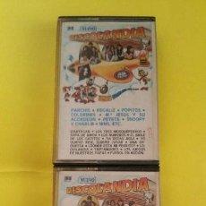 Discos de vinilo: CASETE DÍSCOLANDIA 1992. Lote 103593783