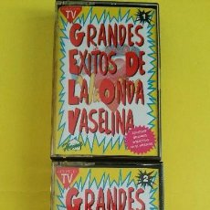 Discos de vinilo: CASETES MÚSICA DANCE. Lote 103596351