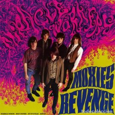 Discos de vinilo: LP MIRACLE WORKERS MOXIES REVENGE VINILO COLOR GARAGE. Lote 111346967
