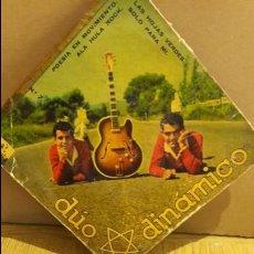 Discos de vinilo: DÚO DINÁMICO / POESÍA EN MOVIMIENTO / EP-LAVOZ DE SU AMO-1961 / USADO. **/**. Lote 103622215
