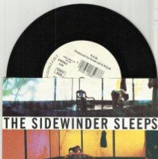 Discos de vinilo: R.E.M. SINGLE THE SIDEWINDER SLEEPS TONITE / GET UP, ALEMANIA 1992,. Lote 103623579