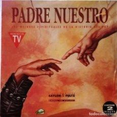 Discos de vinilo: PADRE NUESTRO : LOS MEJORES ESPIRITUALES DE LA HISTORIA DEL POP, DISCOS HOME-180 8 28253 1. Lote 103628159