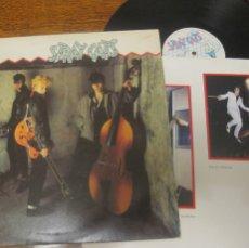 Discos de vinilo: STRAY CATS `STRAY CATS`. Lote 103587135