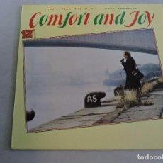 Discos de vinilo: MARK KNOPFLER - COMFORT AND JOY LP 1984 SPAIN. Lote 103630911