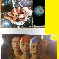 Discos de vinilo: BONEY M - NIGHTFLIGHT TO VENUS 1978, RIVERS OF BABYLON, RARA 1ª EDC ORG UK, TODO EXC. Lote 145542293