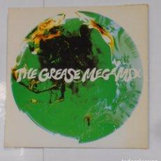 Discos de vinilo: THE GREASE MEGAMIX. MAXI-SINGLE. TDKDA21. Lote 103671951